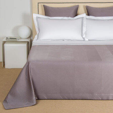 Luxury Herringbone Bedspread