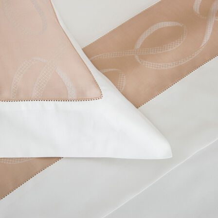 Ribbons Border Sheet Set