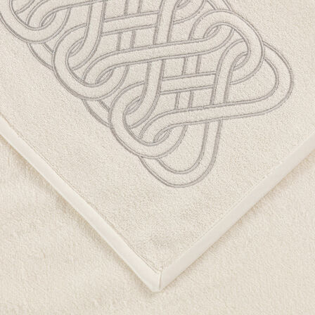Auspicious Embroidered Hand Towel