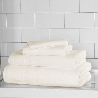Checkerboard Bath Towel