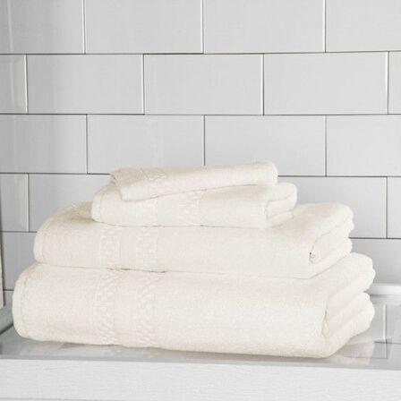 Checkerboard Bath Towel