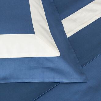 New Horizon Sheet Set Brit Blue Ivory