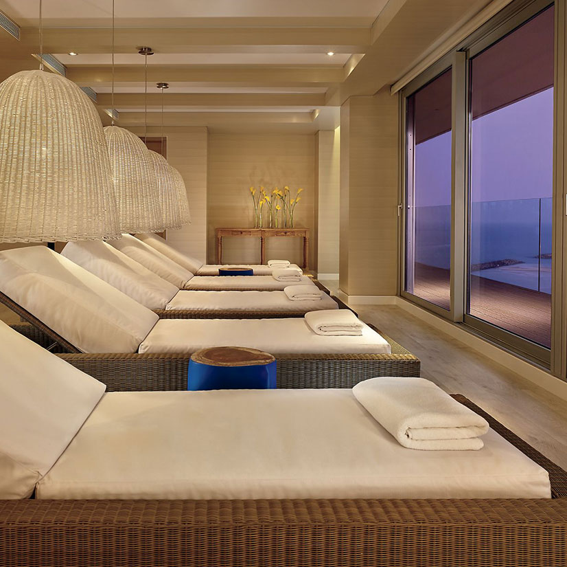 The Ritz-Carlton Herzliya spa