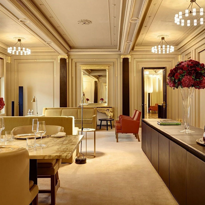 Hotel Cafe Royal dining scene