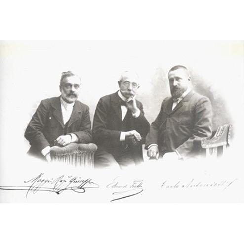 Frette founders